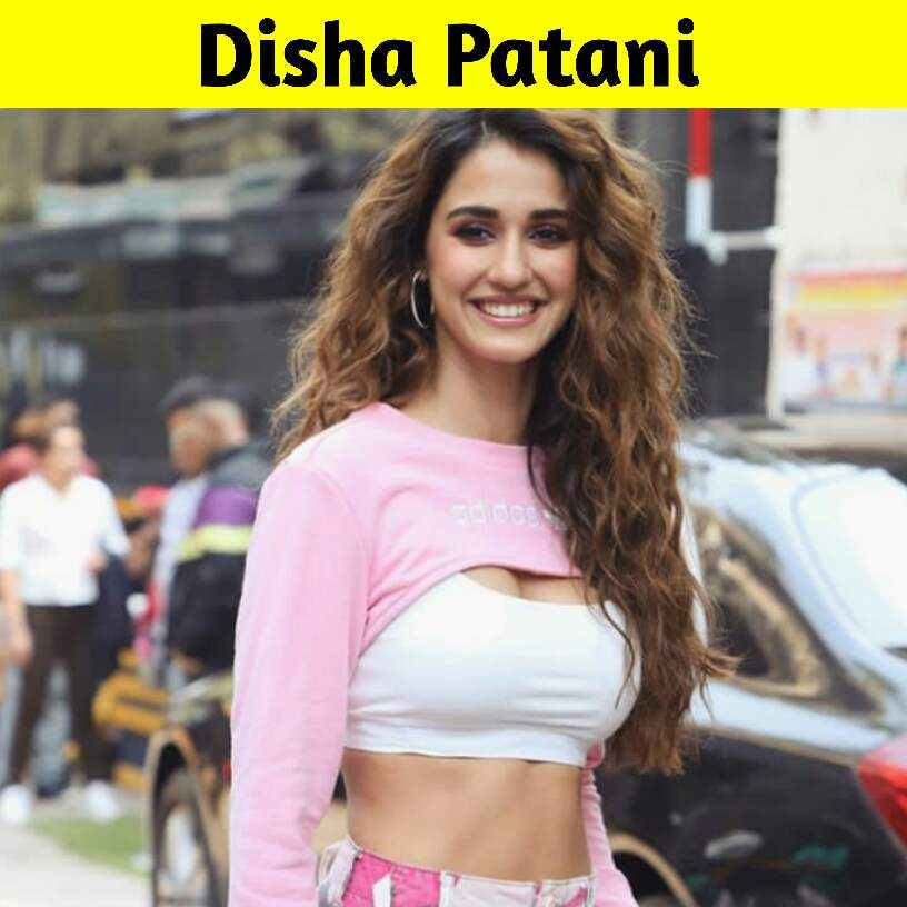 Disha Patani Biography in Marathi
