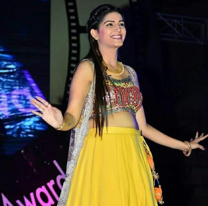 सपना चौधरी | Sapna Chaudhari Biography in Marathi
