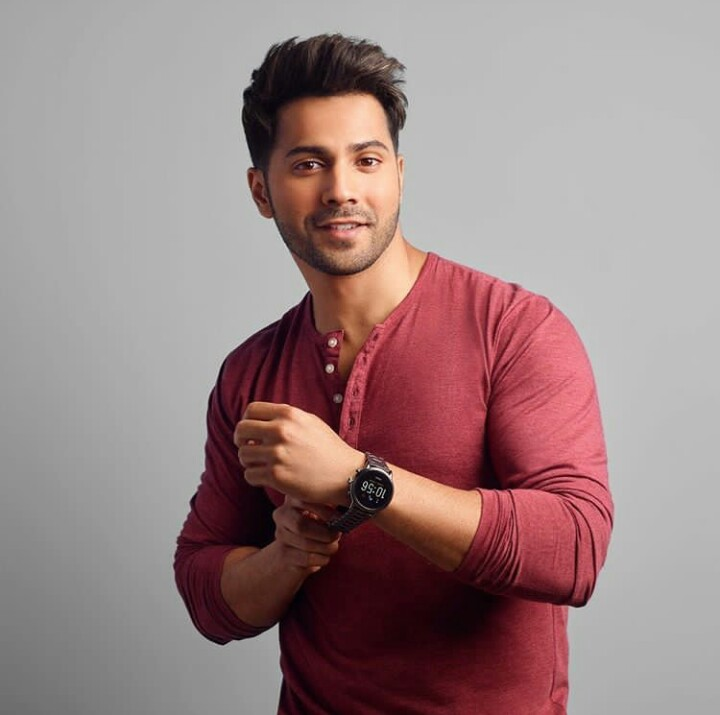Varun Dhawan Biography in Marathi