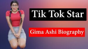 Gima Ashi Biography