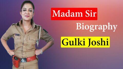 Gulki Joshi Biography in Marathi