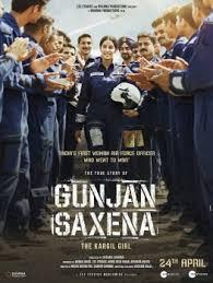 Gunjan Saxena Biopic Kargil Girl