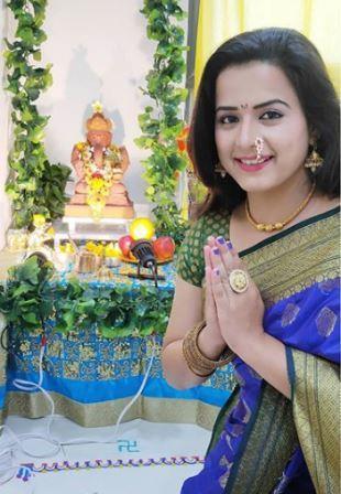 Prajakta Gaikwad Biography in Marathi Age Serial Instagram