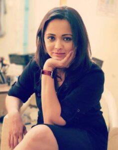 Shweta Mehendale Biography Marathi