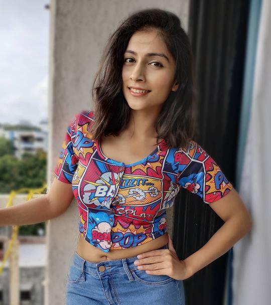 Mansi Singh Actress