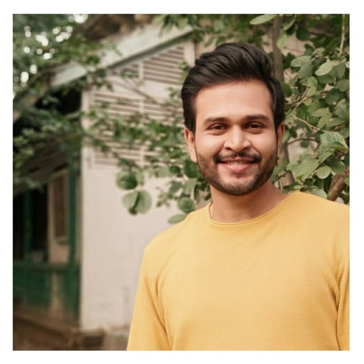 Nikhil Rajeshirke Biography