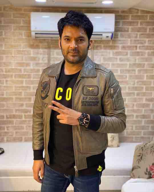 Kapil Sharma Marathi