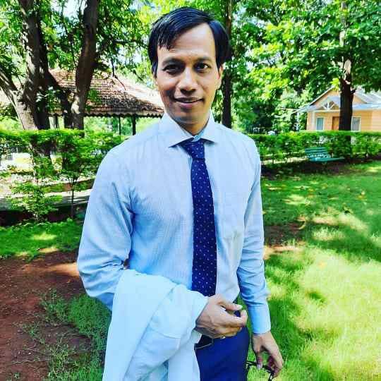 Sachin Shirke Ratris Khel Chale