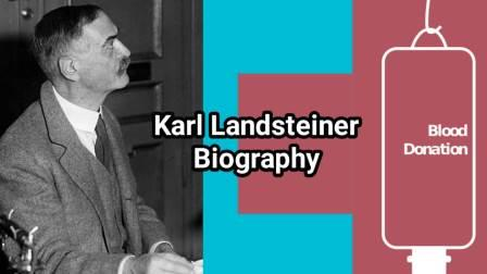 Karl Landsteiner Biography Discovery Nobel Prize