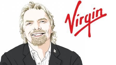 Richard Branson Biography Book