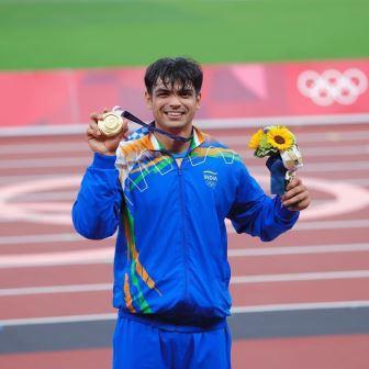 Neeraj Chopra Javeling Throw Bhala Fek Athlete Biography in Marathi